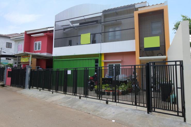 Airy Eco Deplu Utama Satu 67 Tangerang Selatan - Hotel Front