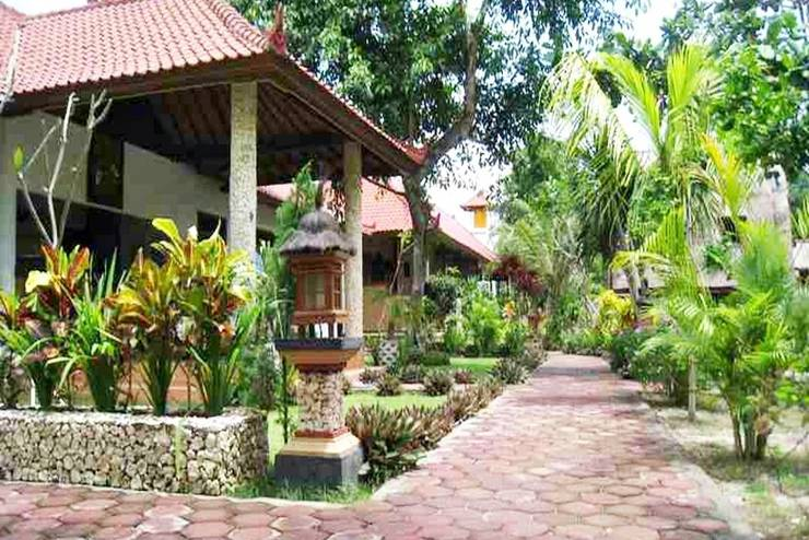 Alamat Bunda 7 Bungalow Lembongan - Bali