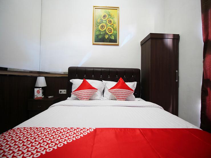 OYO 2630 Wisma Fahza Bandar Lampung - Standard Double Bedroom