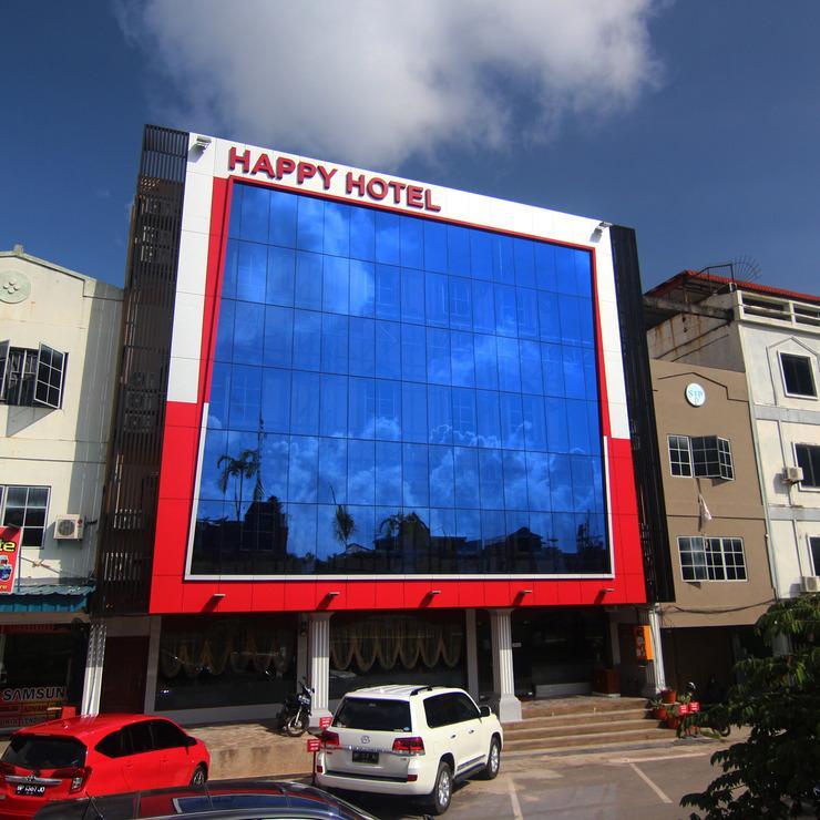 Happy Hotel Batam - Exterior