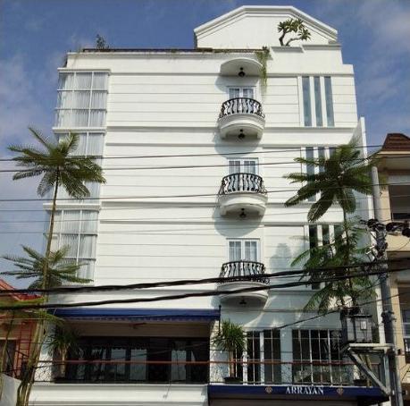 Arrayan Residence Syariah Yogyakarta - Exterior