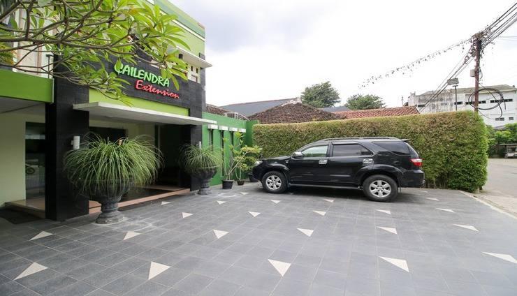 Cailendra Extension Yogyakarta - Exterior