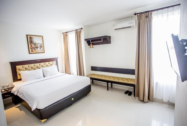 d'primahotel Pantai Losari (Formerly Same Hotel Makassar) Makassar - Room