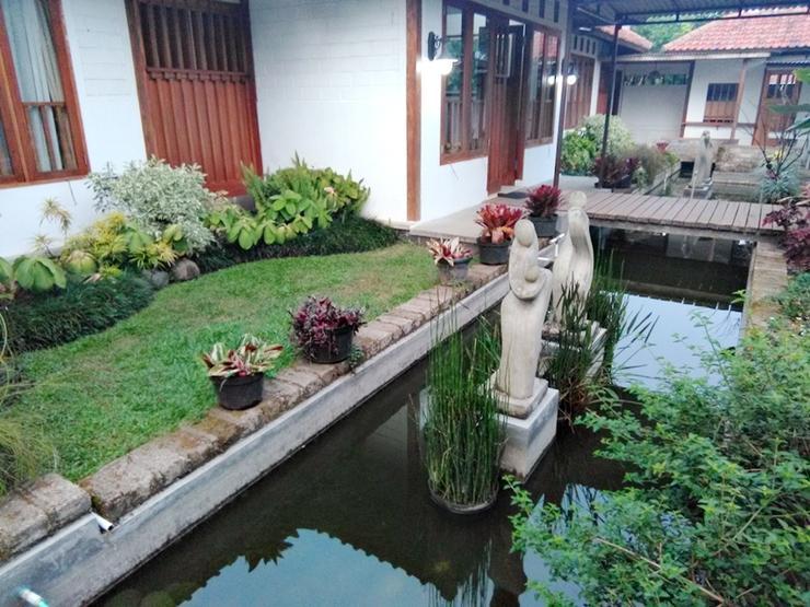 Rumah Sora Resort & Villa Bandung - exterior
