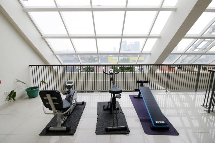 Residence 12 Jakarta - Gym