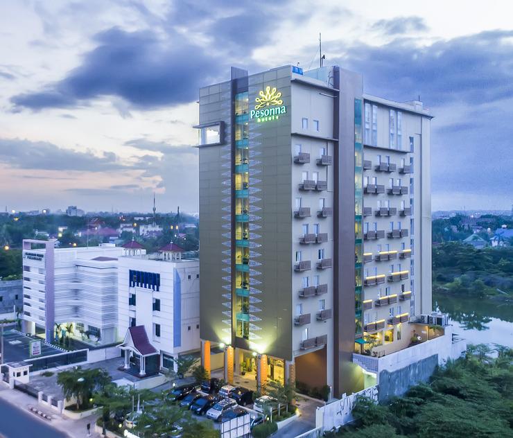 Pesonna Hotel Pekanbaru - Appearance