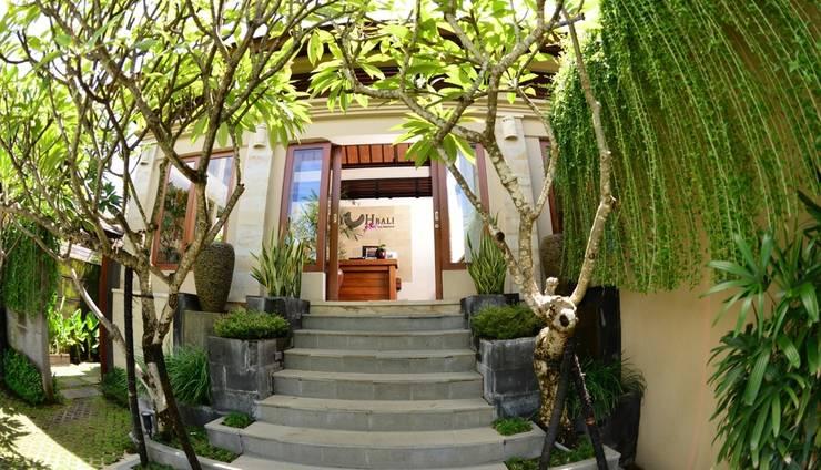 Nyuh Bali Villas Bali - Interior lobi