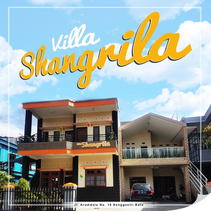 Villa Shangrila Malang - Villa Shangrila