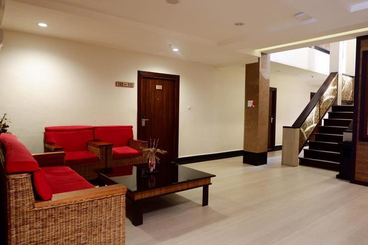 Sienna Inn Banjarmasin - lobi