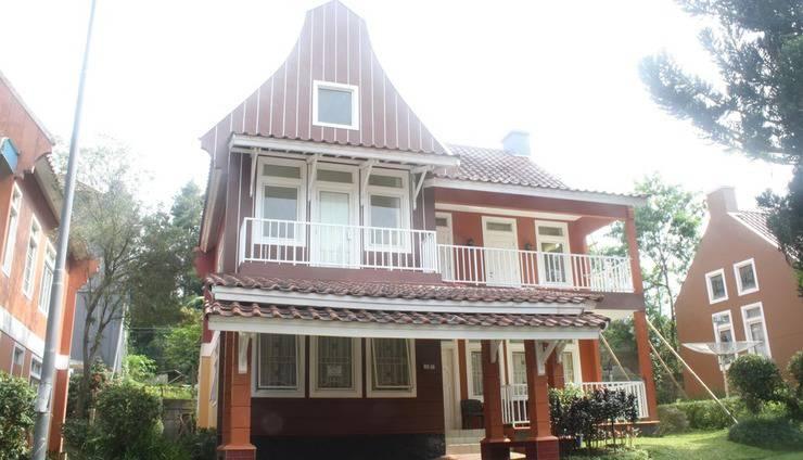 Villa Sofia Kota Bunga Cianjur - Villa R8.19