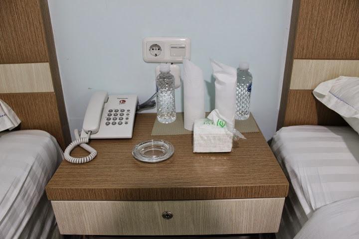 Amaliun Hotel Medan - Telepon