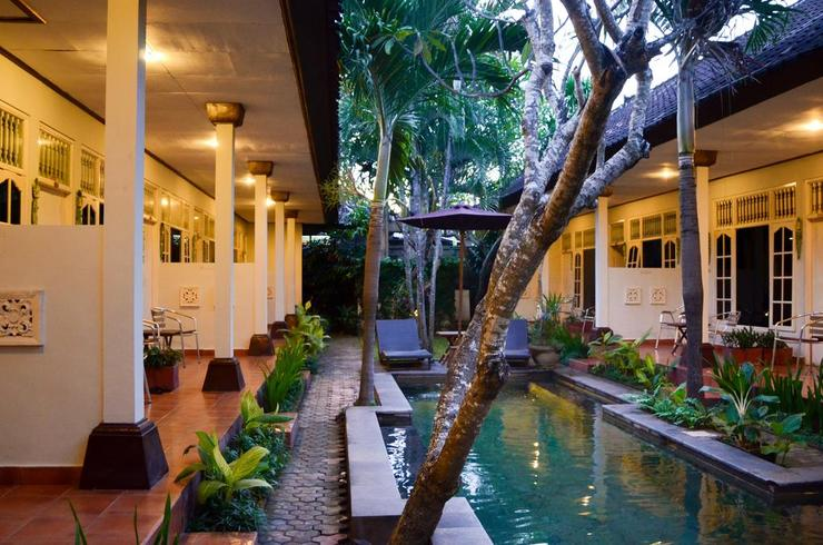 Little Pond Homestay Bali - Exterior