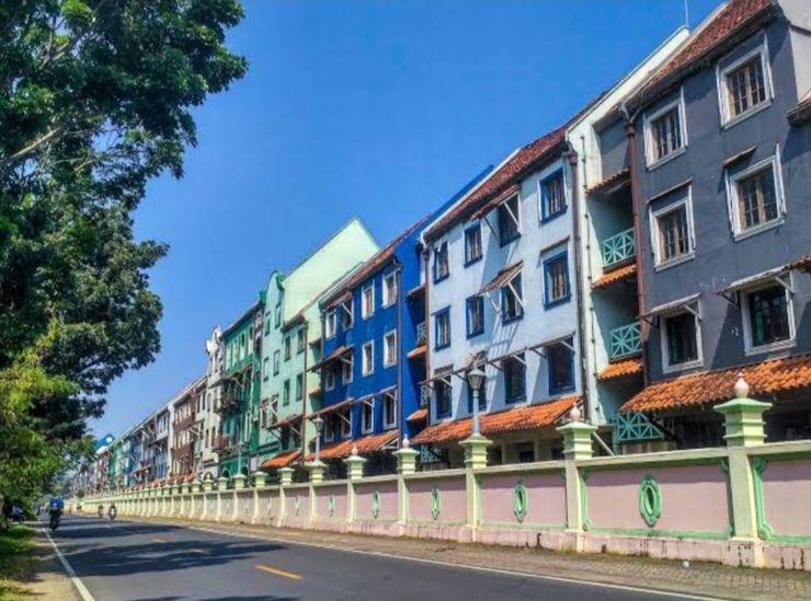 Condominium Lippo Carita Pandeglang - Facade