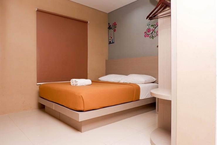 Tentrem BS Residence Semarang - Kamar Tamu