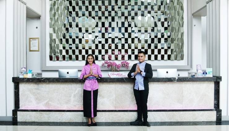 Shakti Hotel Bandung - Lobi