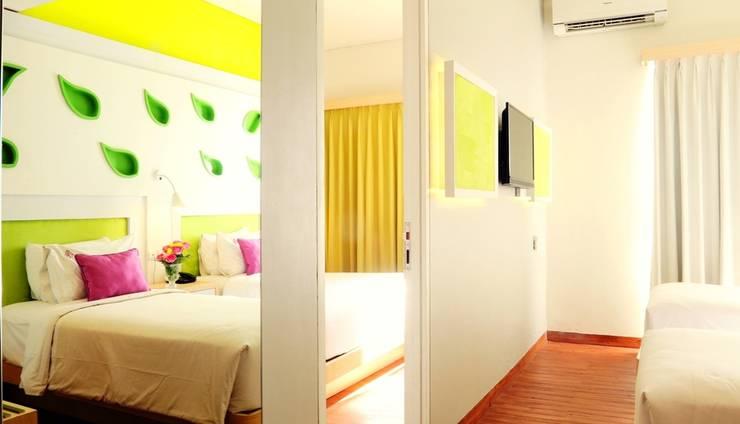 Shakti Hotel Bandung - Family Room