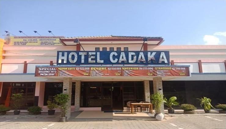 Cadaka Hotel & Meeting Centre Kebumen - exterior
