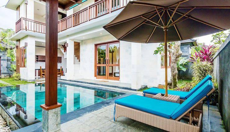 ZEN Villa River Side Bali - Kolam Renang
