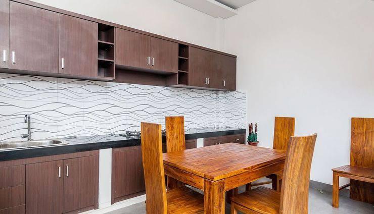 ZEN Villa River Side Bali - Dapur dalam kamar