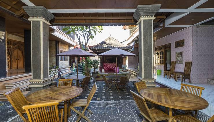 RedDoorz @Kartika Plaza 3 Bali - Eksterior