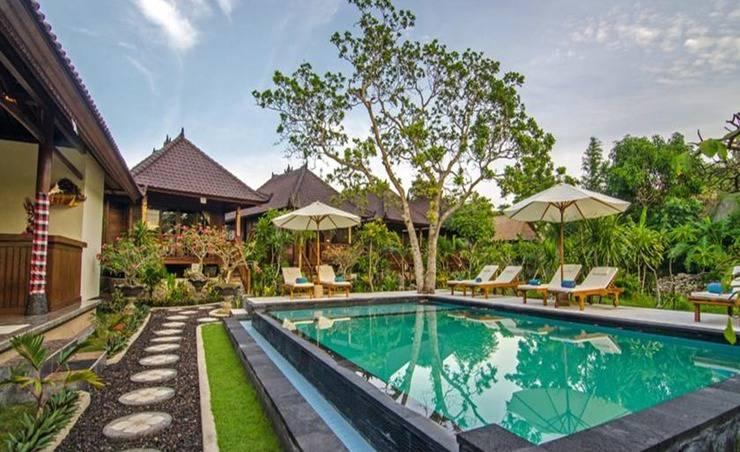 Alamat Cassava Bungalow - Bali