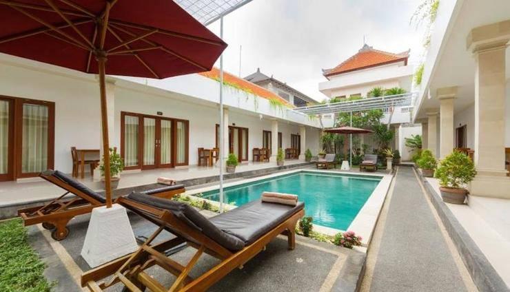 Anggie Boutique Villa By Gamma Hospitality Bali - Kolam Renang
