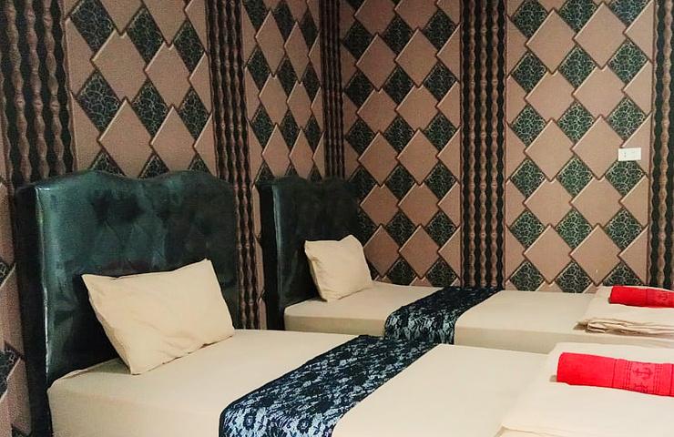 The Heritage Resort & Restaurant Langkat - Guest room