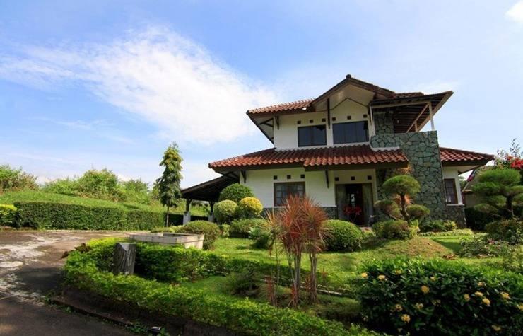 Villa Chava Minerva Dima Ciater - Eksterior