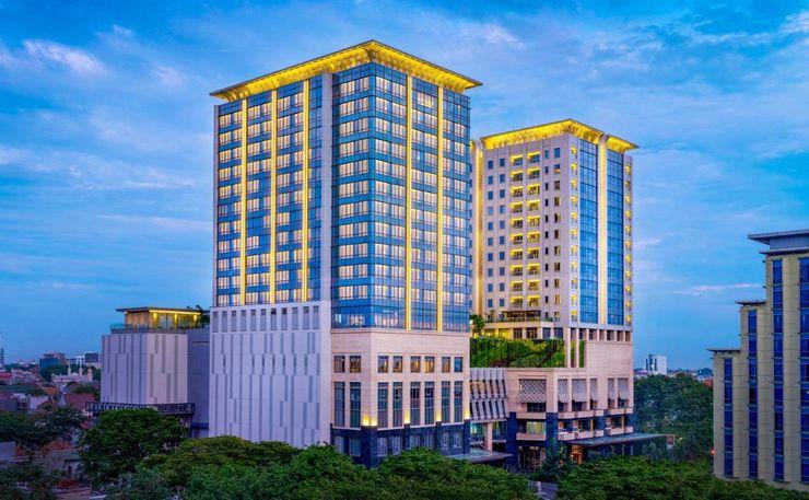 Hotel Tentrem Semarang Semarang - Facade