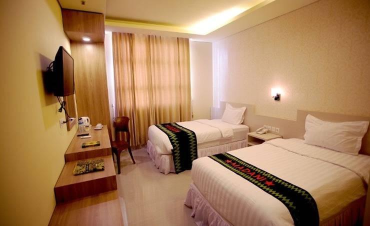 Grand Madani Hotel by Prasanthi Syariah Lombok -