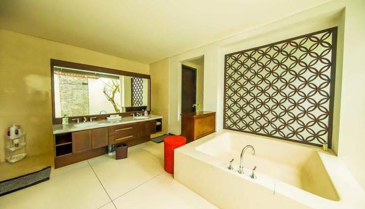 LuoLan Manis Villa Bali - Kamar mandi