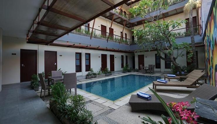 Keola Hotel Legian Bali - exterior