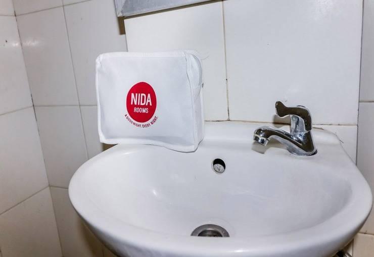 NIDA Rooms Ring Road 11 Medan Selayang - Kamar mandi