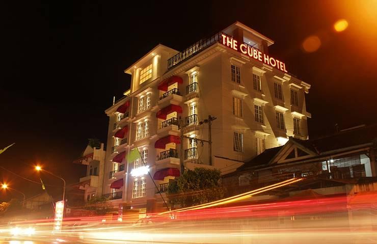 The Cube Hotel Jogja - Eksterior