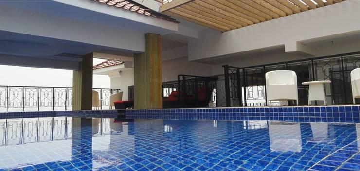The Cube Hotel Jogja - Kolam Renang