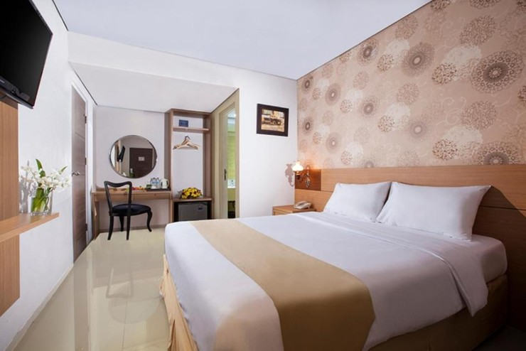 The Cube Hotel Jogja - Superior Double