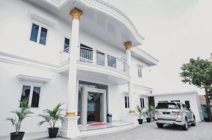 Sanama Kostel Syariah Bandar Lampung - Facade