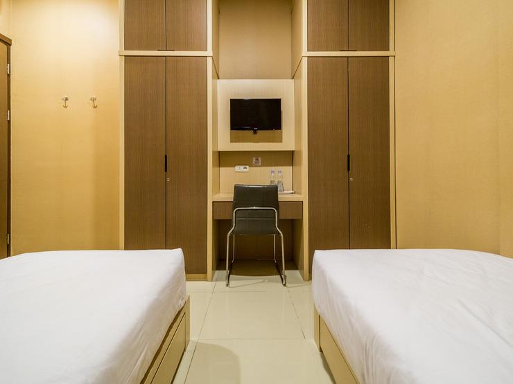 Deli Homestay Medan - Standard Twin