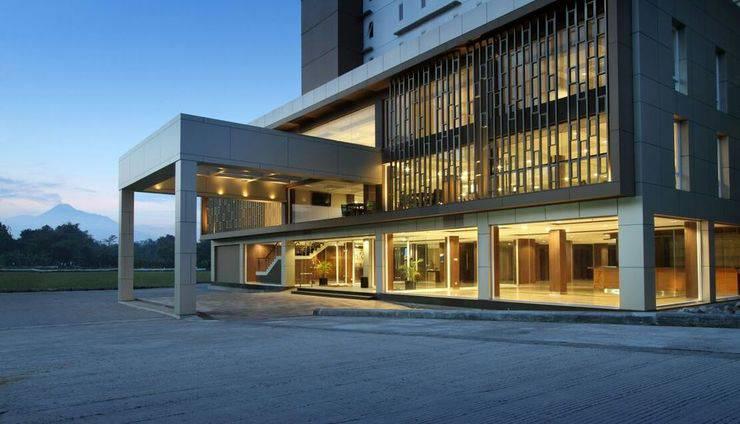 Core Hotel Yogyakarta - Tampak depan COREHOTEL MALIOBORO CITY YOGYAKARTA