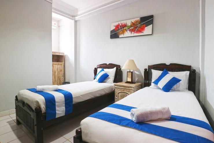 Sedana Inn Bali - Superior Twin