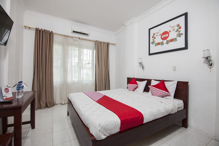 OYO 796 Penginapan Fergael Pematangsiantar - deluxe double bedroom