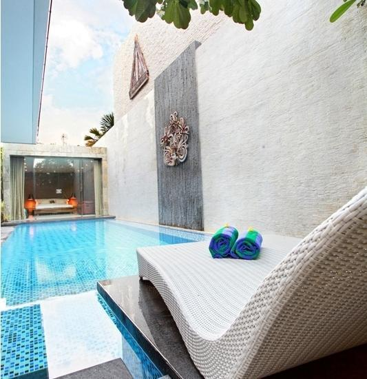 Villa Sandhya Bali - Kolam Renang