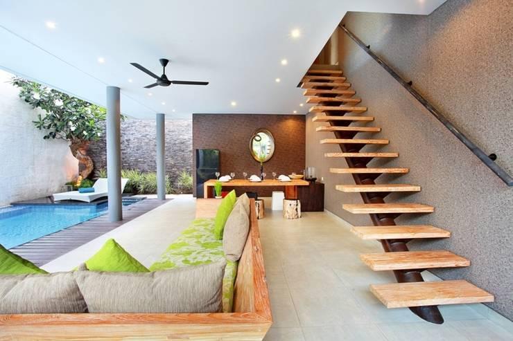 Villa Sandhya Bali - living room