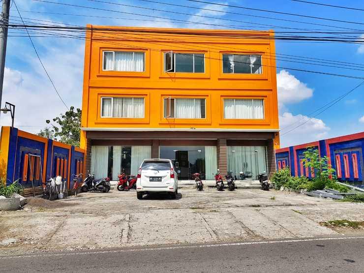 Graha LPP Pramindo Inn Yogyakarta - Exterior
