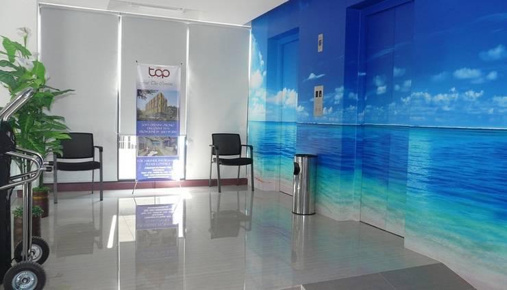Top Hotel Manado - Interior