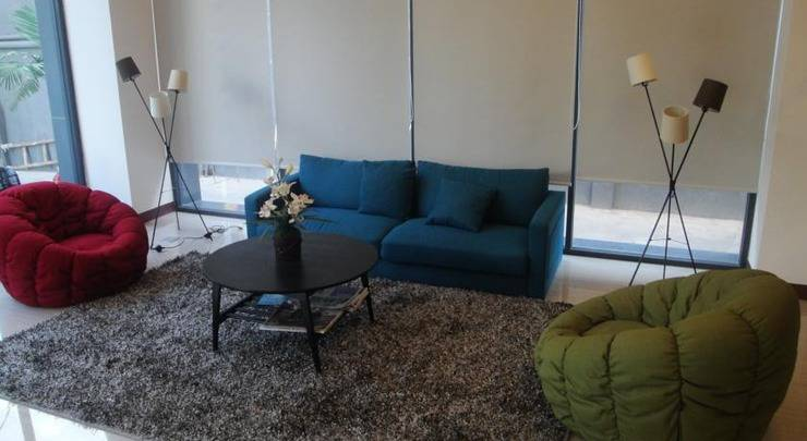 Top Hotel Manado - Lounge