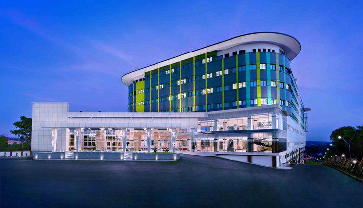 CK Tanjungpinang Hotel and Convention Centre Tanjung Pinang - PENAMPILAN