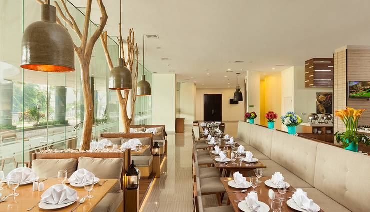Primebiz Cikarang - Restaurant