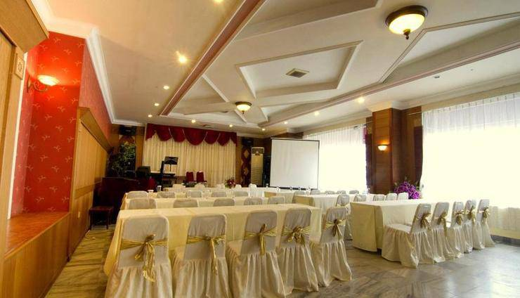 Hotel Garuda Pontianak - Ruang Rapat