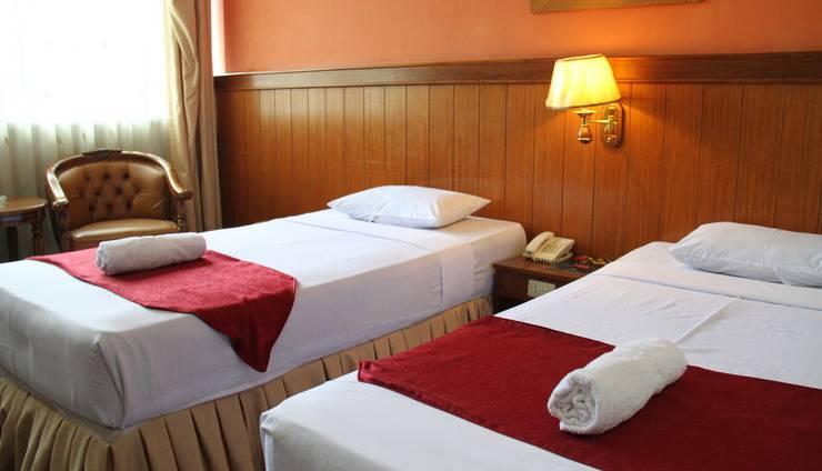 Hotel Garuda Pontianak - Superior Twin